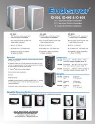 OEM io-505 Brochure