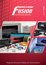FUSION Electronics 305m, Cat5E, 4p, UTP, PVC T70-9735 User Manual