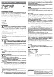 j5 create JUA250 Data Sheet