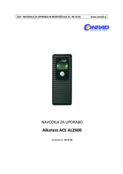 ACE AL-2600 100005 User Manual
