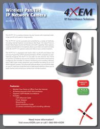 4XEM 4X-PT7137 Leaflet