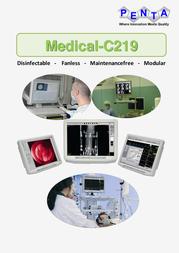 PENTA Medical-C219 MEP-19-220-2GB User Manual