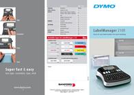 Esselte Dymo LabelManager 210D 9815540 Leaflet