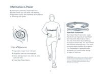 Nike Triax C5 User Manual