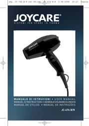 Joycare JC-473 User Manual