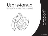 Callpod Dragon Bluetooth Headset User Manual