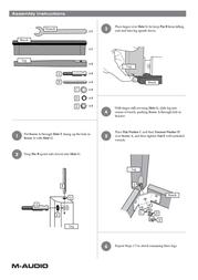 M-AUDIO Wrench Leaflet