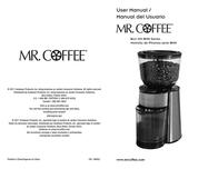 Mr. Coffee BVMC-BMH23 User Manual