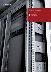 Prism Enclosures CAB39812-SVR User Manual