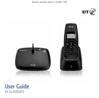 British Telecom Rugged IP54 027076 User Manual