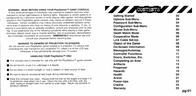 games-sony-ps--psx final doom Manuale Utente