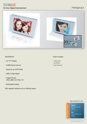 Technaxx Magno MAGNO Leaflet