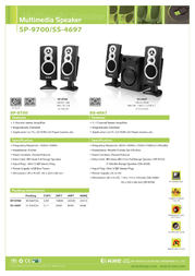 K-mex SS-4697 Leaflet
