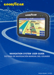 Goodyear gy500x User Guide