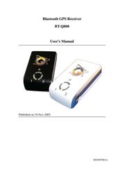 Qstarz bt-q800 User Guide