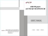 Power Communication Tech MU161X User Manual