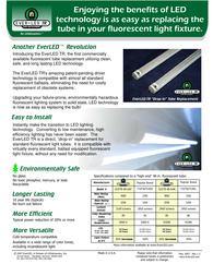 Luxeon E2528-48-S4N Leaflet