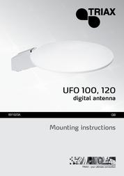 Triax UFO 120 109120 User Manual