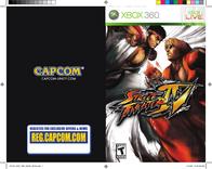 Capcom CA105_SFIV_XBX_MANC_BC02.indd User Manual