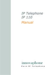 Innovaphone IP110 User Guide