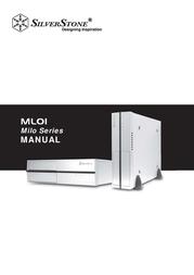 Silverstone SST-ML01B-R User Manual