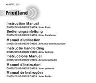 Friedland D931 S Wireless Bell 200018 User Manual