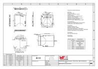 Wuerth Elektronik Würth Elektronik Content: 1 pc(s) 693061010911 Data Sheet