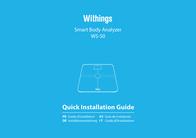 Withings WS-50 User Manual