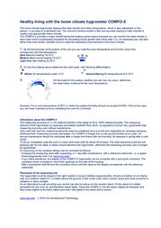 Irox COMFO-X User Manual