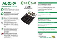 Aurora EC404 Leaflet