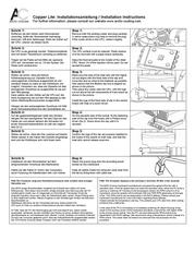 Arctic Cooling Copper Silent 3 UC-CS3-AC-01 Leaflet