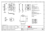 Wuerth Elektronik Würth Elektronik Content: 1 pc(s) 693012040811 Data Sheet