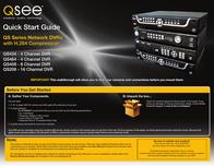 Q-See QS408 User Manual