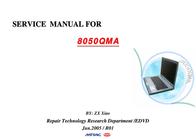 MiTAC 8050QMA User Manual