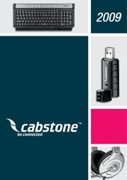 Cabstone USB DVB-T Stick 70200 User Manual