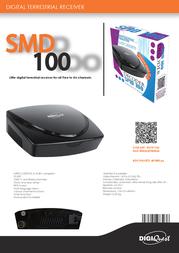 Digiquest SMD 100 SMD100 Leaflet