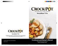 Crock-Pot VersaWare Pro User Manual