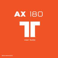 Tritton AX 180 TRI901040002/03/1 Data Sheet