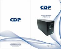 CDP UPO-2KVA UPO2KVA User Manual