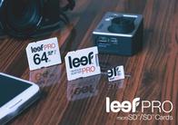Leef PRO 64GB microSDXC UHS-I LMP30A06410E3 Leaflet