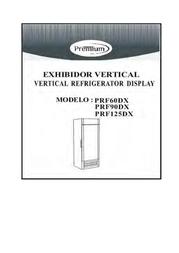 Premium PRF90DX Owner's Manual