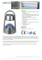 Speedtronic ST-MK01 Leaflet