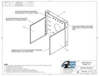Black Hawk Labs 8U + 2U Standard MiniRaQ MRQ100V10 Leaflet
