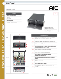 AIC RMC-4C-0-2 Leaflet