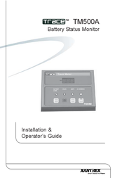 Xantrex TM500A User Manual