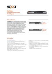 Nexxt Solutions ASBEL244U User Manual