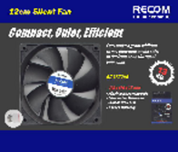 Recom RC-12025B Leaflet