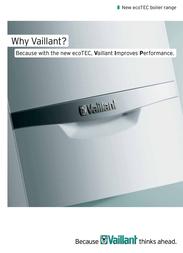 Vaillant VHR CW 4/5-3 0010011707 User Manual