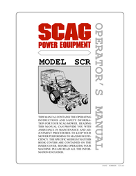 MB Quart SCR Справочник Пользователя