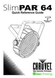 Chauvet Tablet Accessory 64 User Manual